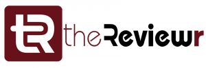 the reviewr footer logo
